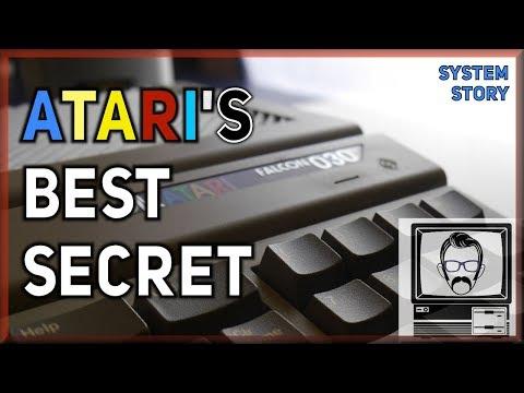 Atari Falcon 030   Nostalgia Nerd